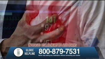 Uloric Helpline TV Spot, 'Heart-Related Condition'