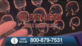 Uloric Helpline TV Spot, 'Heart-Related Condition' - Thumbnail 5