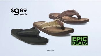Kohl's Not Your Everyday Sale TV Spot, 'Epic Deals: Tees, Swimwear and Flip Flops' - Thumbnail 6