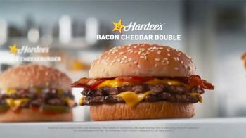 Hardee's Charbroiled Double Deals TV Spot, 'Double Flip' - Thumbnail 3