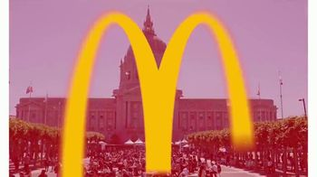 McDonald's Stroopwafel McFlurry TV Spot, 'Comedy Central: Around the World' Featuring Greta Titelman - Thumbnail 10