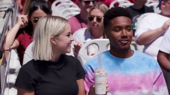 McDonald's Stroopwafel McFlurry TV Spot, 'Comedy Central: Around the World' Featuring Greta Titelman - Thumbnail 9