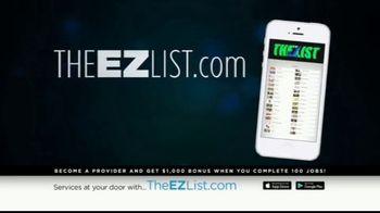 The EZ List TV Spot, 'Offer a Service' - Thumbnail 7