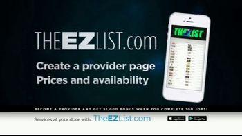 The EZ List TV Spot, 'Offer a Service' - Thumbnail 8