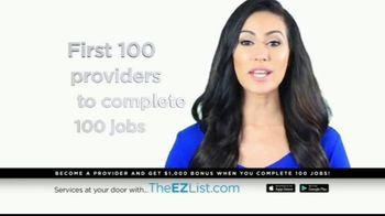 The EZ List TV Spot, 'Offer a Service' - Thumbnail 9