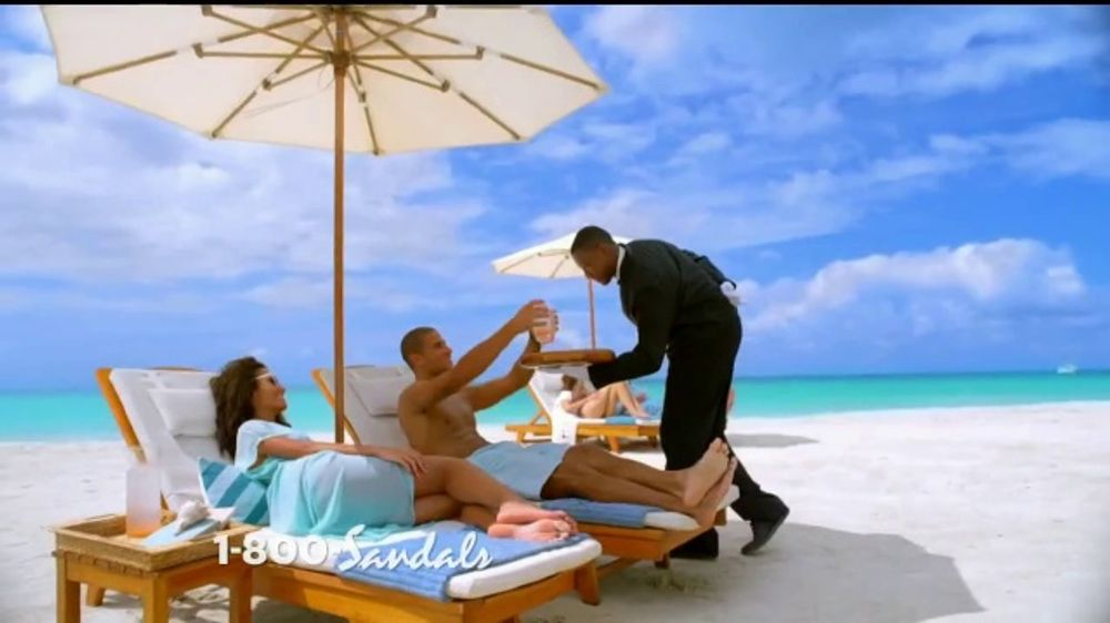 A Resorts Sandals Vacation Commercial'what Is' Video Tv A53j4LR