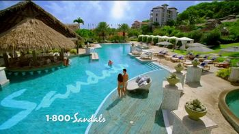 Sandals Resorts TV Spot, 'What a Vacation Is' - Thumbnail 1