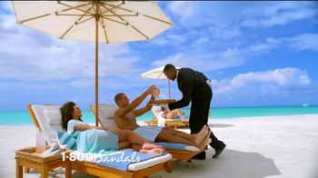 Sandals Resorts TV Spot, 'What a Vacation Is'