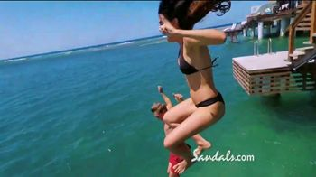 Sandals Resorts TV Spot, 'What a Vacation Is' - Thumbnail 8