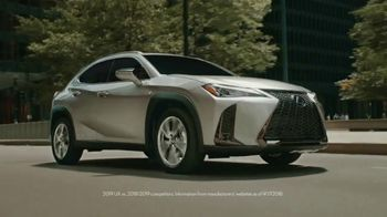 2019 Lexus UX TV Spot, 'A Different Frontier' Song by KRANE, Jupe [T2] - 3672 commercial airings