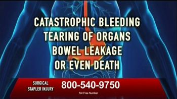 Surgical Staplers Helpline TV Spot, 'FDA Announcement' - Thumbnail 7