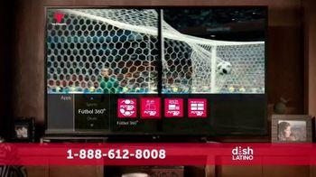 DishLATINO TV Spot, 'Más fútbol' con Eugenio Derbez, canción de Julieta Venegas [Spanish] - Thumbnail 6