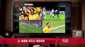 DishLATINO TV Spot, 'Más fútbol' con Eugenio Derbez, canción de Julieta Venegas [Spanish] - Thumbnail 7