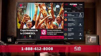 DishLATINO TV Spot, 'Más fútbol' con Eugenio Derbez, canción de Julieta Venegas [Spanish] - Thumbnail 8