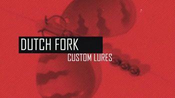 Dutch Fork Custom Lures TV Spot, 'Catching Walleye' - Thumbnail 4
