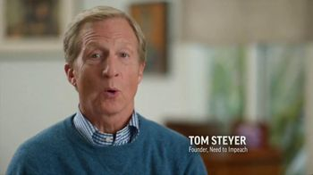 Need to Impeach TV Spot, 'Move Forward' Featuring Tom Steyer - Thumbnail 10