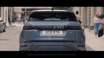 2020 Range Rover Evoque TV Spot, 'ClearSight Rear-View Mirror' [T2] - Thumbnail 1
