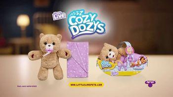 Little Live Pets Cozy Dozys TV Spot, 'Oh So Playful' - Thumbnail 10