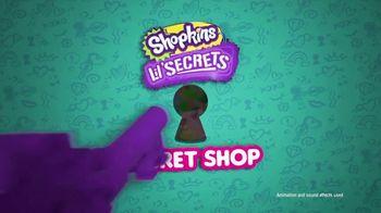 Shopkins Lil' Secrets Secret Shop TV Spot, 'You've Got the Key' - Thumbnail 1