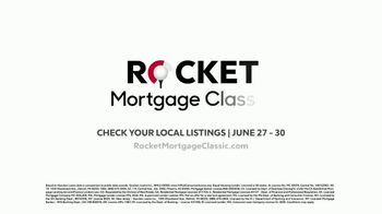 Rocket Mortgage Classic TV Spot, 'Understanding the Details' Featuring Rickie Fowler - Thumbnail 10