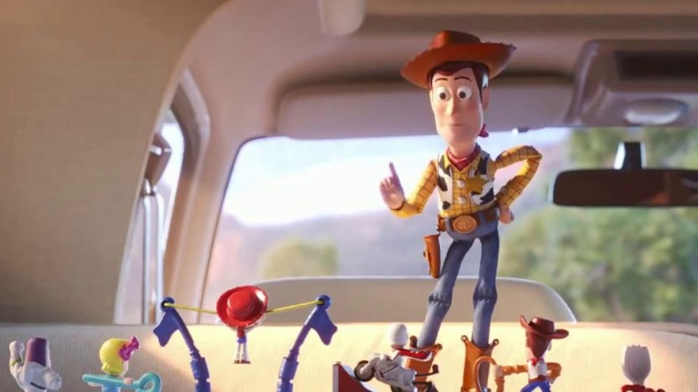 McDonald's Happy Meal TV Commercial, 'Toy Story 4: Be There For Each Other'  - Video