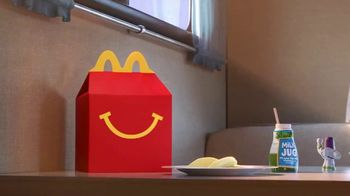 McDonald's Happy Meal TV Spot, 'Toy Story 4: Be There For Each Other' - Thumbnail 1