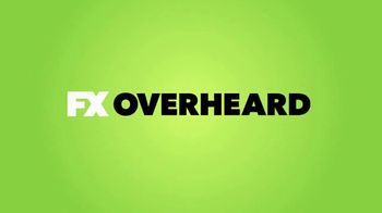 Wonderful Pistachios TV Spot, 'FX Network: Overheard' - Thumbnail 1