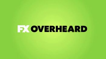 Wonderful Pistachios TV Spot, 'FX Network: Overheard'