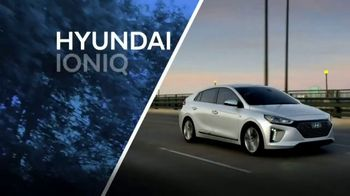 Hyundai 4th of July Sales Event TV Spot, 'Ioniq Blue: Keeps the Cost Low' [T2] - Thumbnail 2