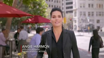 LifeLock TV Spot, 'DSP2 V1A: Celeb 25' Featuring Angie Harmon - Thumbnail 1