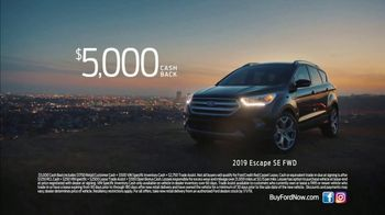 2019 Ford Escape TV Spot, 'When You Want an SUV' Song by The Jon Spencer Blues Explosion [T2] - Thumbnail 7