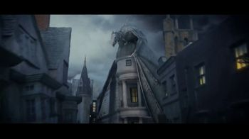 The Wizarding World of Harry Potter TV Spot, \'Hagrid\'s Motorbike Adventure\'