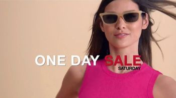 Macy's One Day Sale TV Spot, 'Deals of the Day: Fine Jewelry, Comforter Sets and Men's Sportswear' - Thumbnail 9