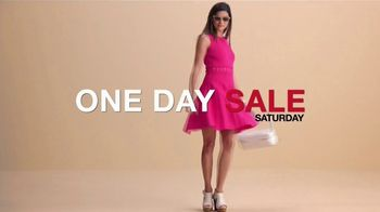 Macy's One Day Sale TV Spot, 'Deals of the Day: Fine Jewelry, Comforter Sets and Men's Sportswear' - Thumbnail 1