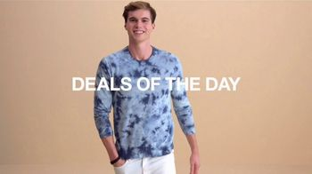 Macy's One Day Sale TV Spot, 'Deals of the Day: Fine Jewelry, Comforter Sets and Men's Sportswear' - Thumbnail 2