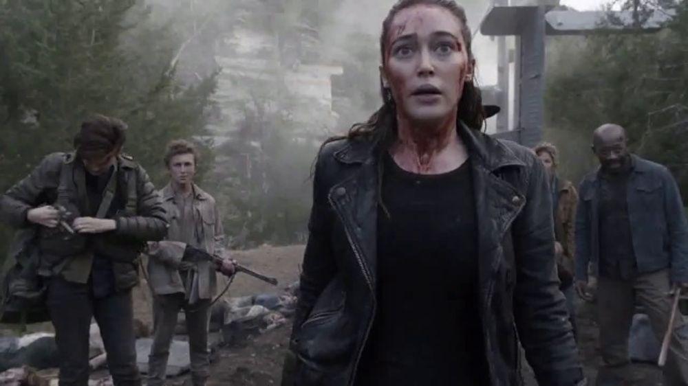 AMC Premiere TV Commercial, 'New Fear the Walking Dead Episodes' - Video