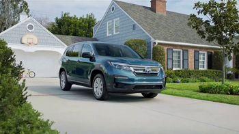 2019 Honda Pilot TV Spot, 'Family Adventures' [T2] - 8 commercial airings