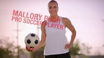 Neutrogena Oil-Free Acne Wash TV Spot, 'Fight Acne With Pink Power' Featuring Mallory Pugh - 211 commercial airings