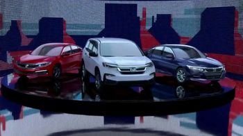 Honda 4th of July Sales Event TV Spot, 'Life's Best Adventures' [T2] - Thumbnail 1