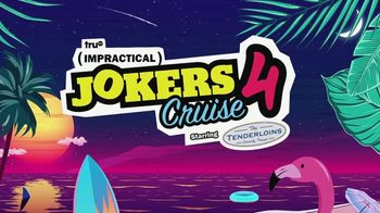 Impractical Jokers Cruise 4 TV Spot, 'Setting Sail' - Thumbnail 1