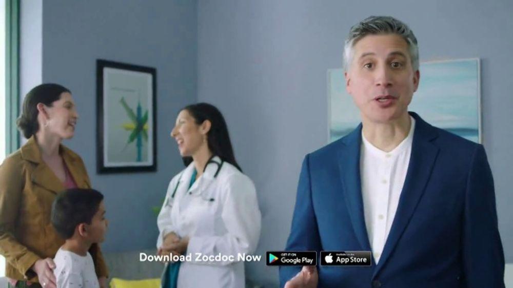Zocdoc TV Commercial, 'Last-Minute Availability'