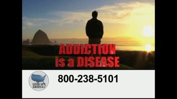 Listen Up America TV Spot, 'Addiction Recovery'