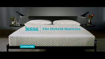 Leesa 4th of July Sale TV Spot, '10 Percent Off and Free Pillows' - Thumbnail 4