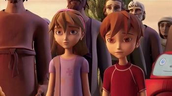 Superbook Explorer TV Spot, 'A Path Back'