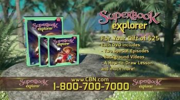 Superbook Explorer TV Spot, 'A Path Back' - Thumbnail 5