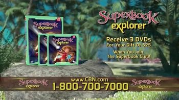 Superbook Explorer TV Spot, 'A Path Back' - Thumbnail 9