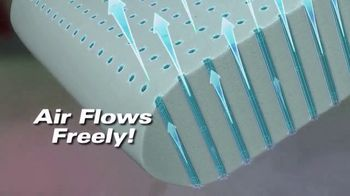 Miracle Bamboo Cool Gel Pillow TV Spot, 'Revolutionary Gel-Infused Memory Foam' - Thumbnail 4
