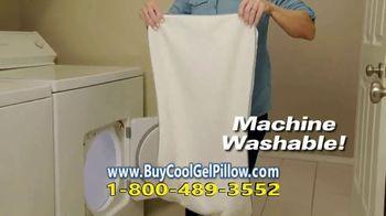 Miracle Bamboo Cool Gel Pillow TV Spot, 'Revolutionary Gel-Infused Memory Foam' - Thumbnail 7