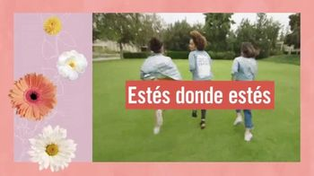 Vagisil Scentsitive Scents Dry Wash TV Spot, 'Así de fresca' [Spanish] - Thumbnail 5