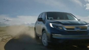 2019 Honda Pilot TV Spot, 'Family Adventures' [T1] - Thumbnail 2